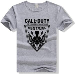 Camiseta de Call of Duty Advanced Warfare sentinel