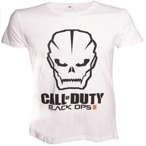 Camiseta de Call of Duty Black Ops 3 con calavera