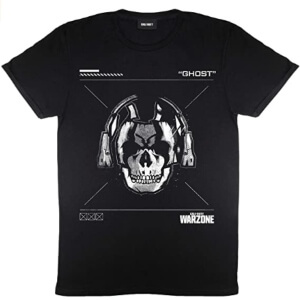 Camiseta de Call of Duty Warzone Ghost