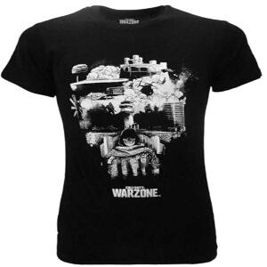 Camiseta de Call of Duty Warzone con calavera
