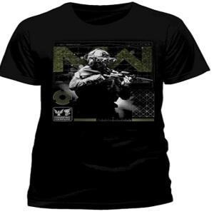Camisetas de Call of Duty de manga corta con diseño