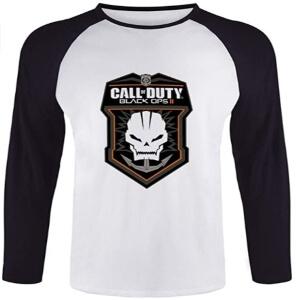 Camisetas de Call of Duty de manga larga unisex