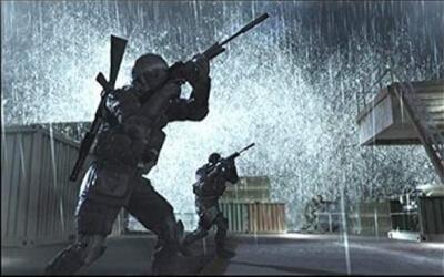 Captura del Call of Duty Modern Warfare