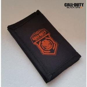 Cartera logo Call of Duty Black Ops 3
