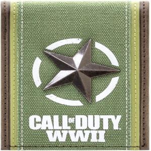 Cartera verde Call of Duty World War 2
