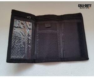 Carteras rectangulares grandes con pocos compartimentos Call of Duty