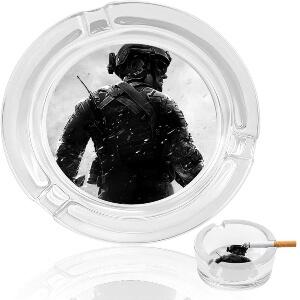 Cenicero soldado de Call of Duty