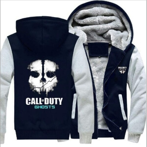 Chaqueta azul de Call of Duty Ghosts