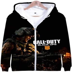 Chaqueta soldado de Call of Duty Black Ops 4