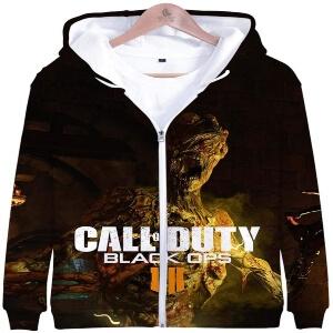 Chaqueta zombie de Call of Duty Black Ops 4