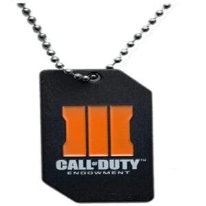 Collar Call of Duty saga