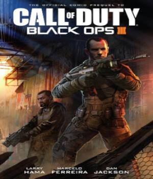 Comic Call of Duty Black Ops 3