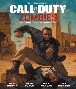 Comic Call of Duty Zombies 2