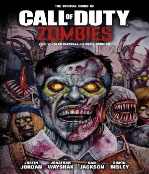 Comic Call of Duty Zombies