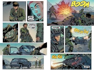 Comics de Call of Duty