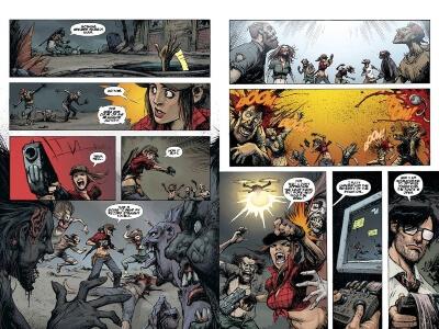Comics zombies Call of Duty