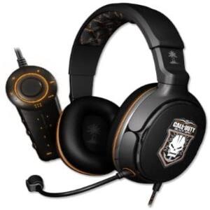 Control del volumen de los auriculares del Call of Duty Black Ops 2