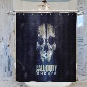 Cortina de ducha de Call of Duty Ghosts