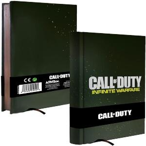 Cuaderno Call of Duty Infinite Warfare