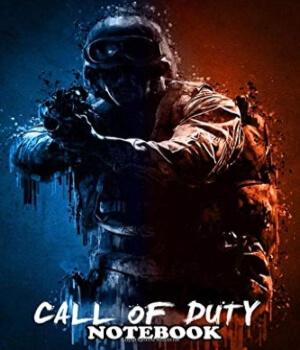 Cuaderno soldado de Call of Duty