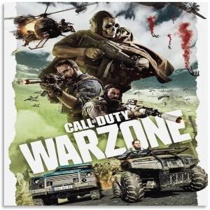 Cuadro de Call of Duty Warzone