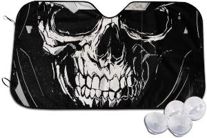 Cubierta para parabrisas cadaver de Call of Duty