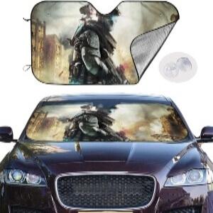 Cubiertas para parabrisas de Call of Duty para el verano