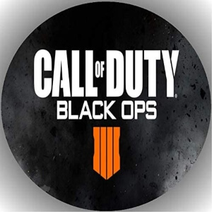 Decoraciones para pasteles de Call of Duty Black Ops 4