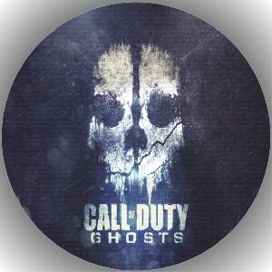 Decoraciones para pasteles de Call of Duty Ghosts