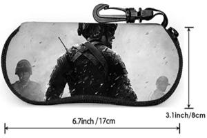 Dimensiones de las fundas para gafas de Call of Duty