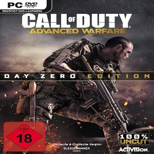 Edicion Day Zero Call of Duty Advanced Warfare para PC