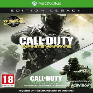 Edicion Legacy Call of Duty Modern Warfare Remastered para Xbox One