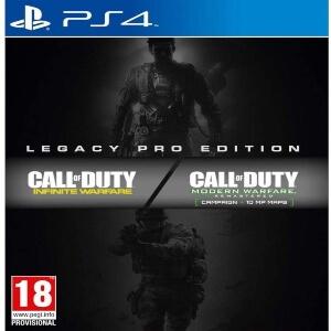 Edicion Legacy Pro Call of Duty Modern Warfare Remastered para Playstation 4