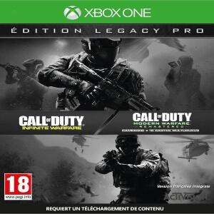 Edicion Legacy Pro Call of Duty Modern Warfare Remastered para Xbox One