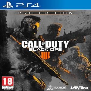 Edicion Pro Call of Duty Black Ops 4 para Playstation 4