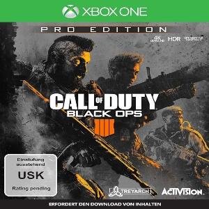 Edicion Pro Call of Duty Black Ops 4 para Xbox One