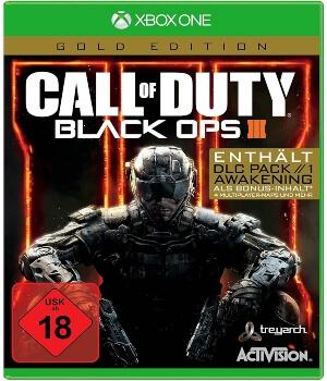 Edicion especial Call of Duty Black Ops 3 Gold Edition Xbox One