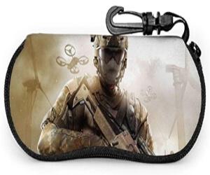 Estuche para gafas soldado Call of Duty
