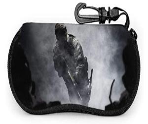 Estuche para gafas soldado con arma Call of Duty