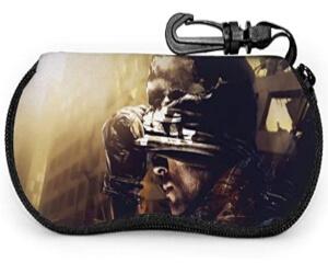 Estuche para gafas soldado con sombrero Call of Duty