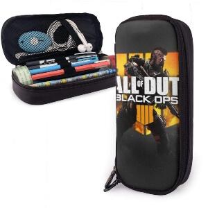 Estuches de cuero sintetico Call of Duty