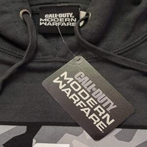 Etiqueta sudadera oficial Call of Duty para adultos