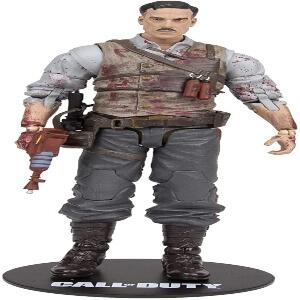 Figura Dr Edward Richtofen Call of Duty