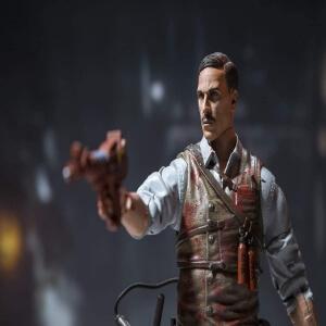Figura Dr. Edward Richtofen primer plano Call of Duty