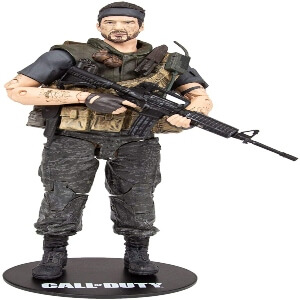 Figura Frank Woods Call of Duty