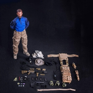 Figura John Price de Call of Duty