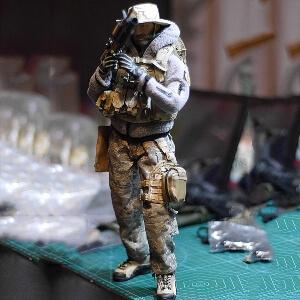 Figura de John Price Call of Duty
