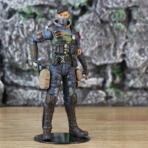 Figura seraph del videojuego Call of Duty