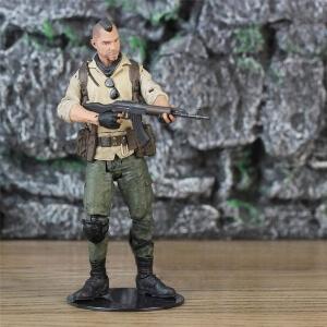 Figura soap del videojuego Call of Duty