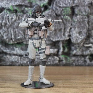 Figura soldado Call of Duty